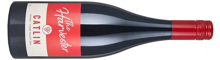 2015 The Harvester Shiraz